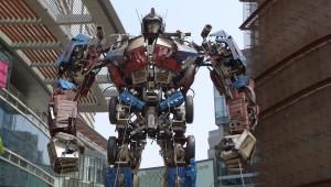 Optimus_Prime_Model