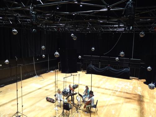 VAT string quartet experiment