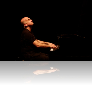 Hugues Leclère, piano Cedric Leclere, photo