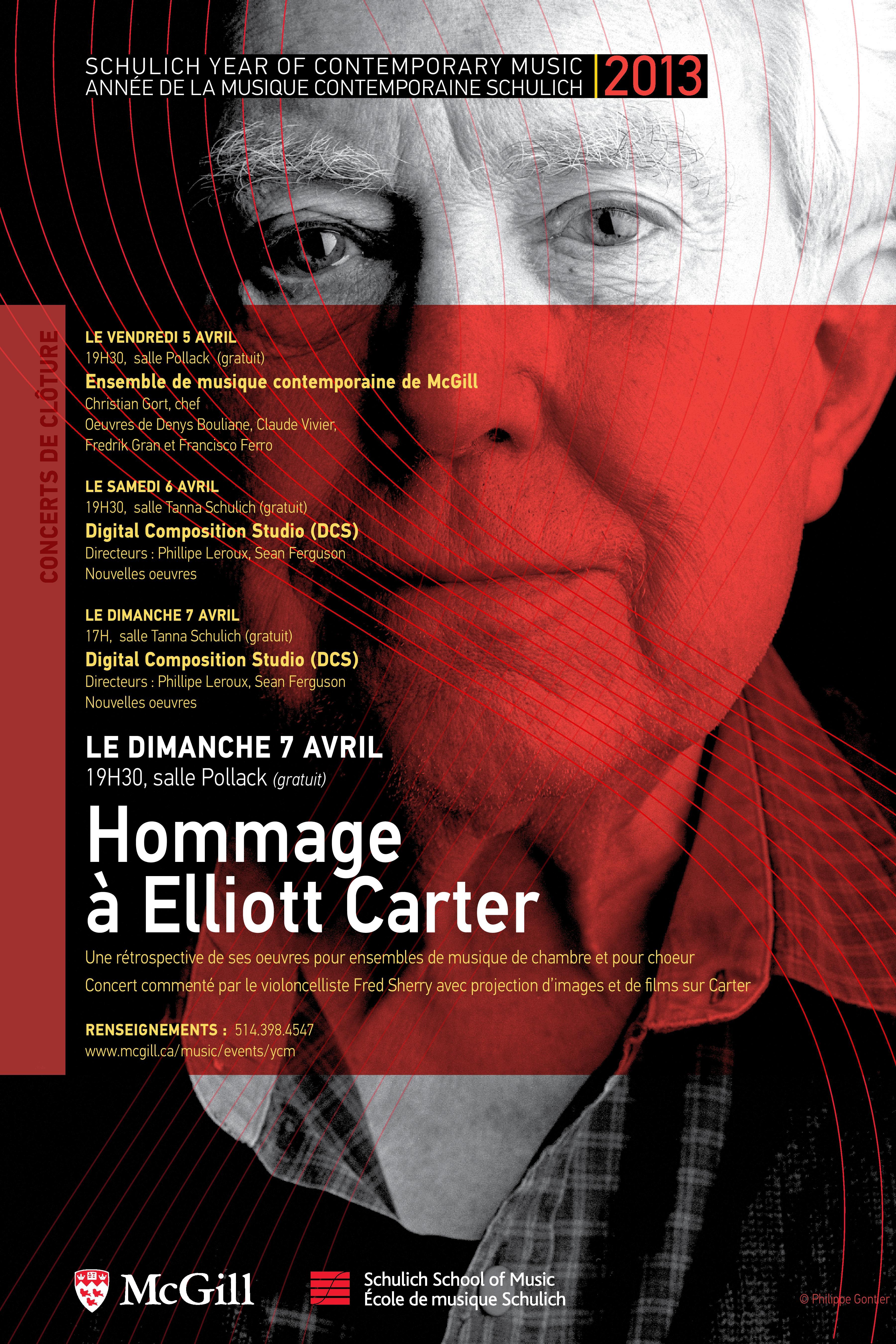 Elliot Carter
